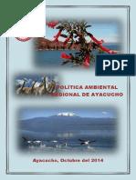 Politica Ambiental Region Ayacucho-Enciso