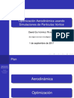 Optimización Aerodinámica