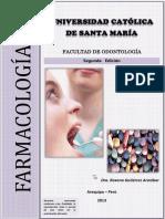 Farmacologia Odontologia Segunda Fase Caratula