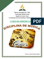 Curso de Obreiro Leigo - Disciplina de Música