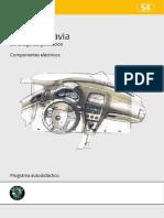 054-Skoda Octavia II - Componentes eléctricos