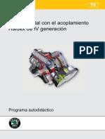 070-Tracción total con acoplamiento Haldex de IV generación