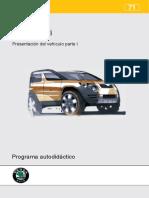 071-Skoda Yeti - Presentación (Parte I)