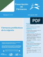 Fcos Profiláct Migraña - PDF Vol.14 n 4 Jul-Ago2008