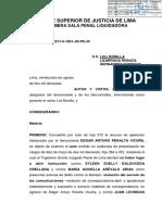 El Apoderamiento de documento análogo abierto es Acto Típico (Art. 161° del Código Penal)