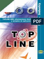 Rodamientos Topline SNR ES