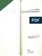 Juan Carlos Portantiero. Realismo y Realidad en La Narrativa Argentina