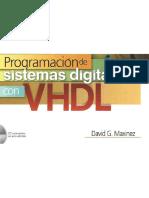 VHDL Programacion de Sistemas Digitales U!