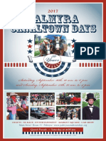 Palmyra Canaltown Days 2017