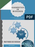 Diagnostico en Micología
