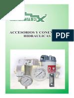 Catalogo Accesorios y Conexiones Hidráulicas