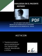 Sedacion Analgesia