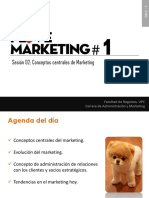 Marketing 1 - Semana 02