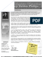 Phillips Newsletter August 2010