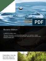 Leyes Sobre El Recurso Hídrico