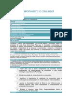 Plano de Ensino Comportamento do Consumidor 2010.2