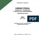 Codigo Fiscal D Financiero