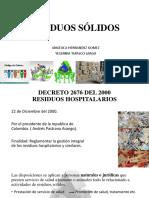 RESIDUOS SOLIDOS IMPACTO