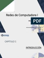Redes I - Capítulo 1