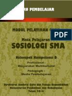 Sosiologi Kelompok Kompetensi d