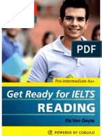 Get Ready for IELTS Reading Pre-Intermediate A2+ (ORG)