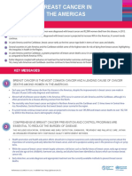 PAHO Breast Cancer Factsheet 2014(1)