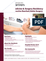 Podiatry Residency Flier NO BLEEDS 08-28-2017