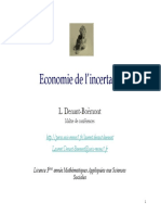Chap1 Economie Incertain L3MASS