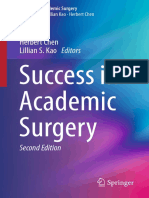 Success in Academic Surgery 2nd