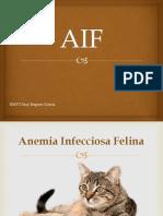 anemia infecciosa felina