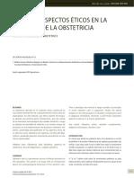Algunos Aspecto Éticos de La Atención Obstetrica