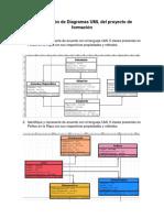 Construcción de Diagramas UML Del Proyecto de Formación