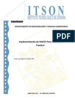 Implementacion de Haccp Para Salchicha Franfurt.docx