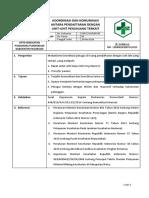 7.1.3 EP.7 SOP Koordinasi dan Komunikasi antara pendaftaran dg unit-unit penunjang terkait.docx