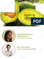 Abacate e as Vieiras por José Avilez