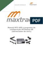 Manual Mtc 400 Utilização Mtc-setup Gr v6