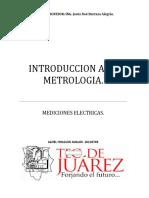 Introduccion a La Metrologia