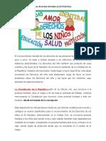 Los derechos del niño en El Salvador.docx