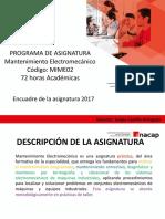 Encuadre_Mantenimiento Electromecanico