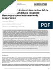 La reserva de biosfera intercontinental de Mediterráneo Andalucía (España)Marruecos como instrumento de cooperación