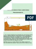 Terrarios Para Carnivoras y Plantas de FLores