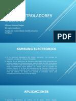 Microcontroladores Samsung