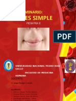 Herpes Simple Clinica