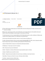 El Diccionario Abasolo Vol
