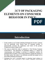 Paper Presentation Fmcg
