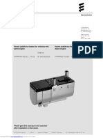 Eberspacher Hydronic D5WZ Manual