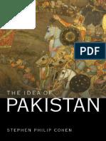 The Idea of Pakistan (Stephen Cohen).pdf