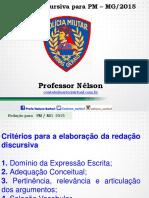 Sgc Pm Mg 2015 Soldado Redacao 01 a 06