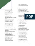 Poesía trovadoresca