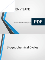 _ENVISAFE - [3] Biogeochemical Cycles